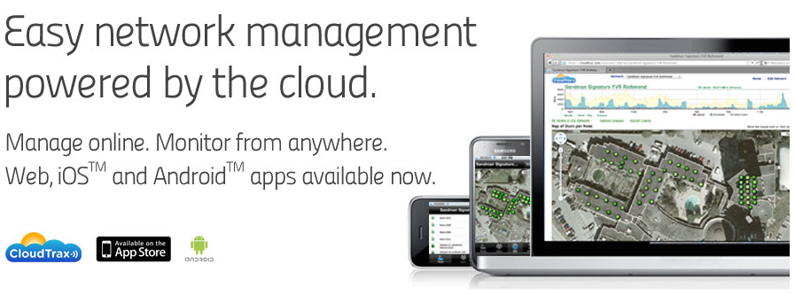 hotspot management is cloud based