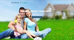 New Website: Finance and Loan