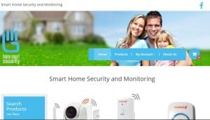 New Website: Home Smart Security