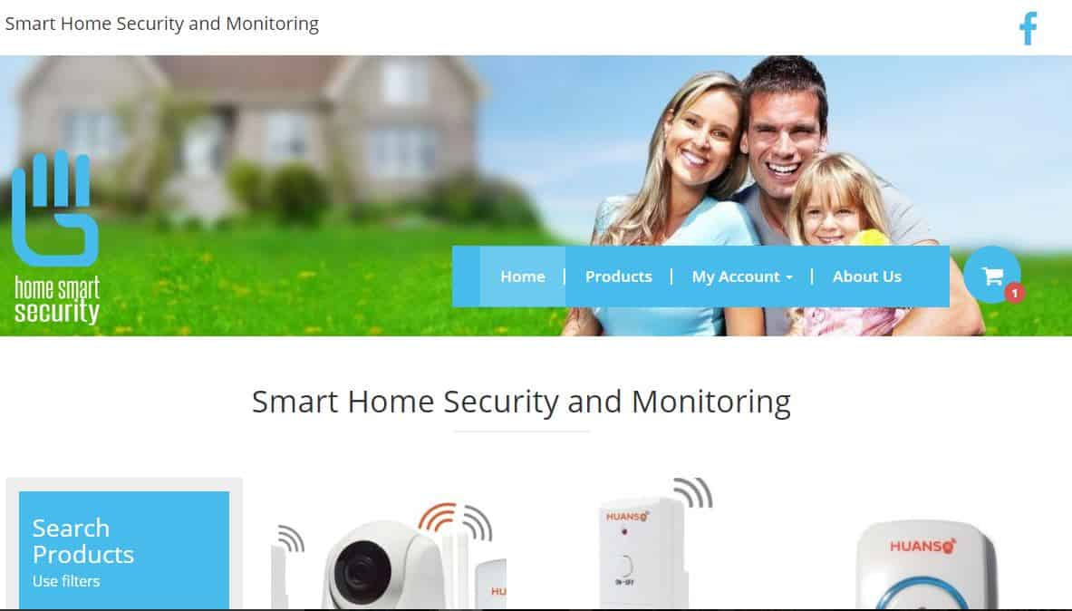home smart security