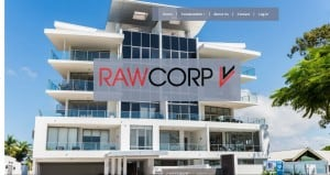 New Website For Rawcorp