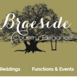 Braeside Chapel Wedding