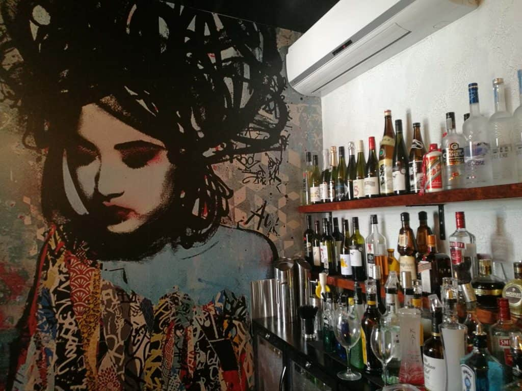 quan55 Vietnamese bar