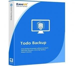 EaseUS Todo Backup 2
